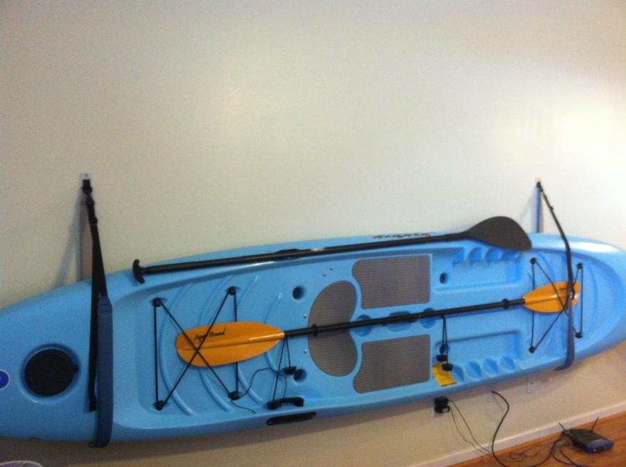 12' long, 53lb Versa board