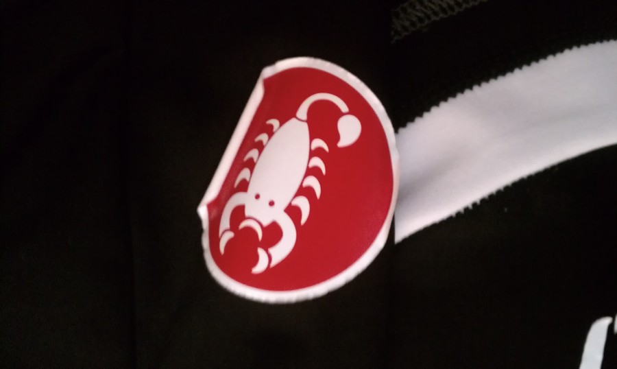 peeling logo