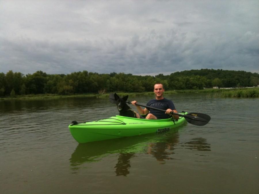 Damn fine Kayak