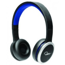 RZA Street Headphones in Black/Blue
