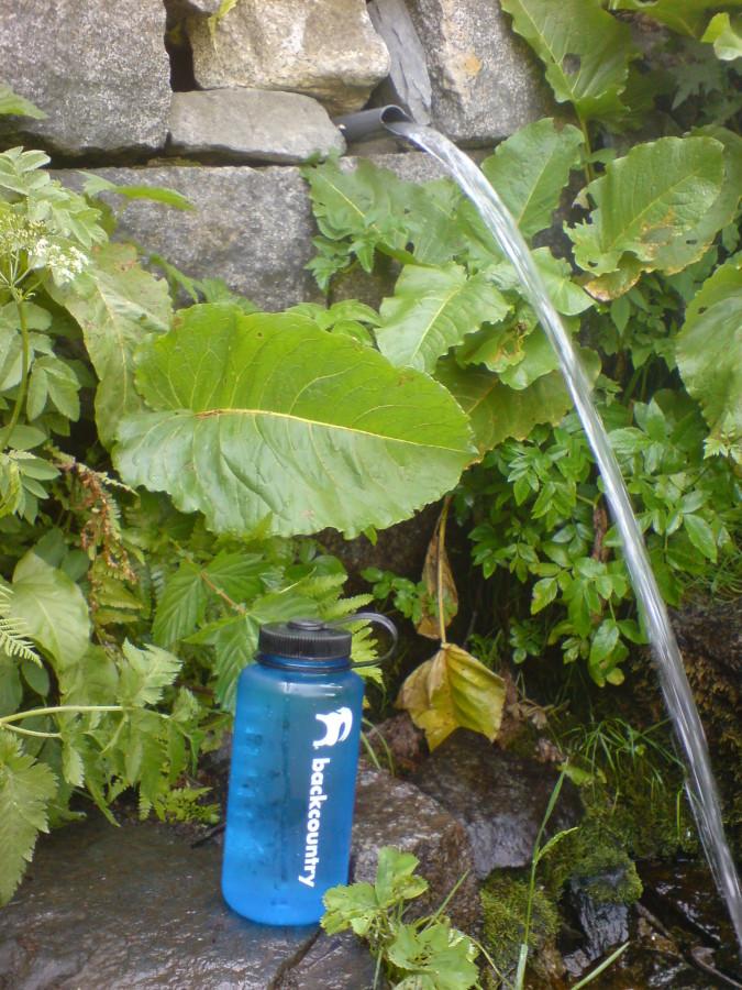 Mountain Fresh Water