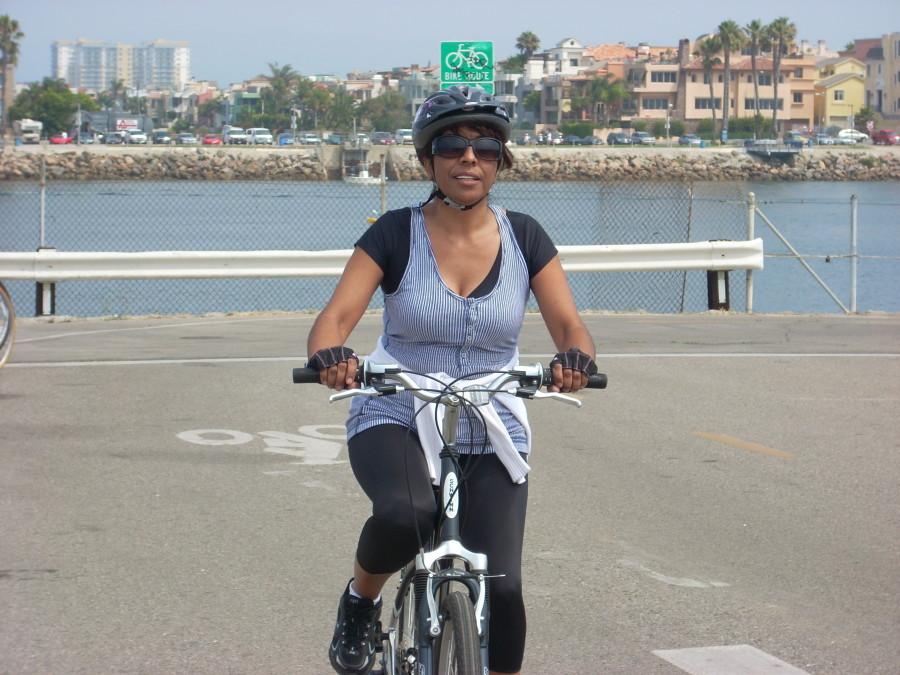 first bike ride 26 miles