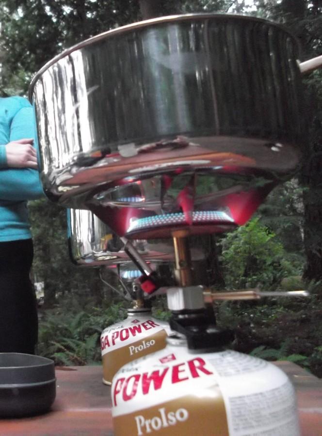 Good stove
