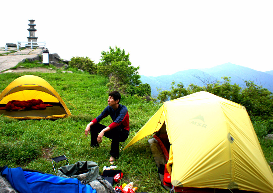 Korea bisul Mt.