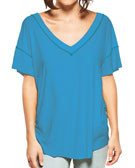 Hurley Nfinitee Worn V-Neck Side
