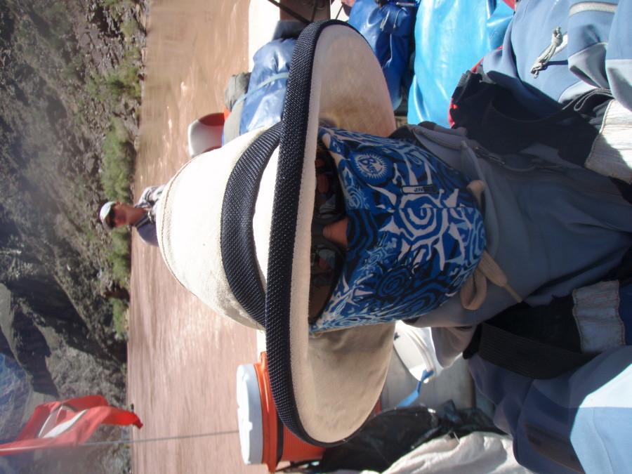 Grand Canyon rafting trip 2010