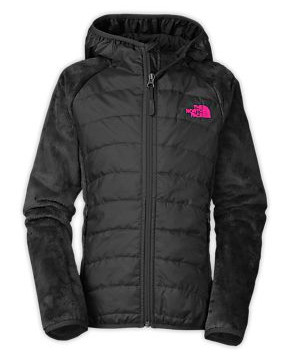 TNF BLACK/RAZZLE PINK
