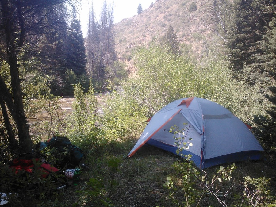 Encampment Wilderness