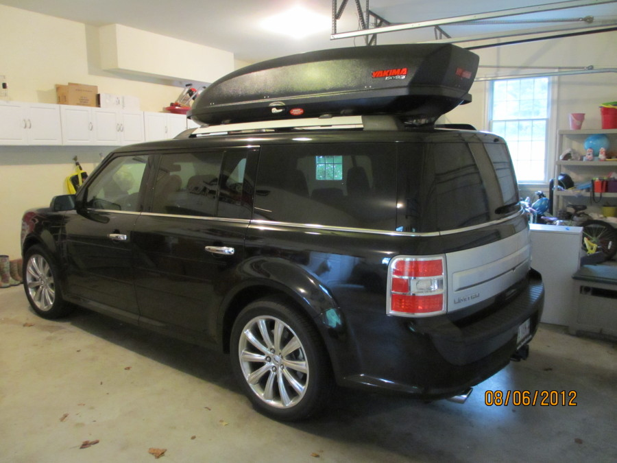 Skybox 21 on 2013 Ford Flex