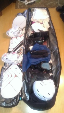 Fantastic Bag - fit 2 boards with bindings