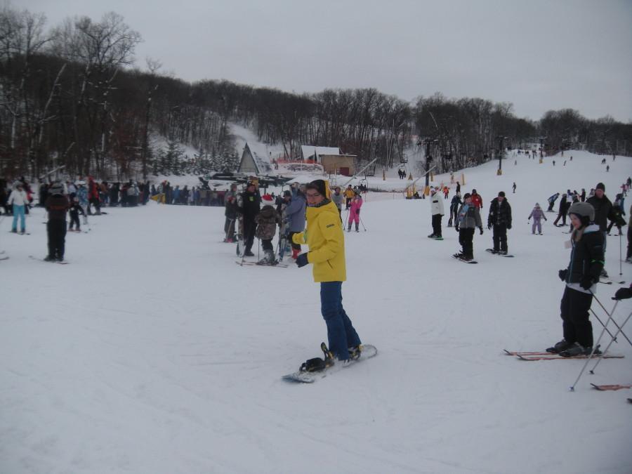 Wisconsin Snowboarding Trip