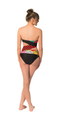 Volcom Women's  Waroses One Piece Swimsuit
