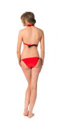 Volcom Simply Stone Tie Side Skimpy Bikini Bottom