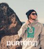 Burton Logo Pull over
