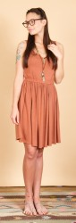 Arbor Womens Athena Dress - Sierra