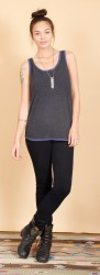 Arbor Purity Tank Top - Black