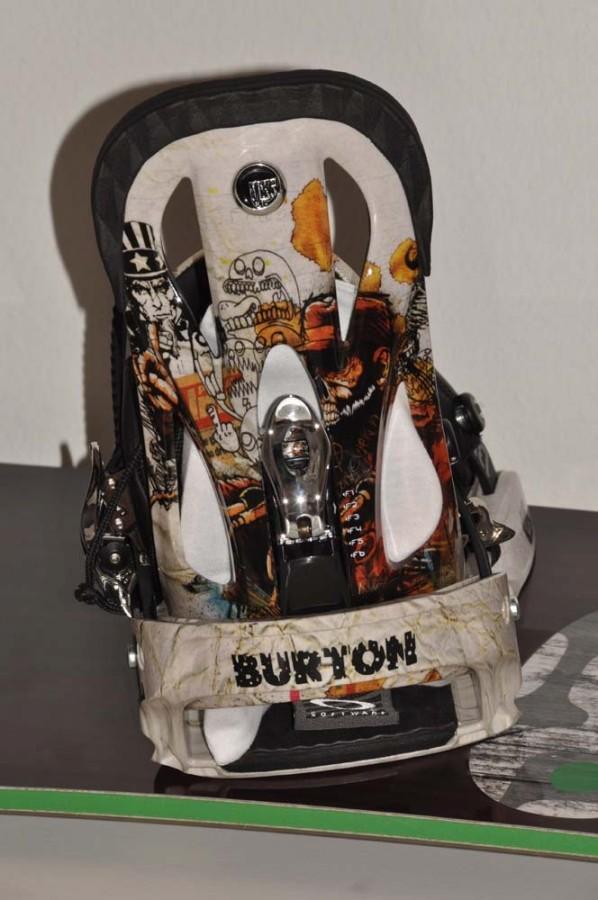 Burton Mission - Angry Artist