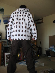 Sessions Foxtrot jacket and gridlock pants