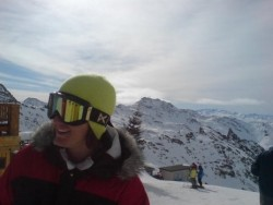 Me in Val Thorens