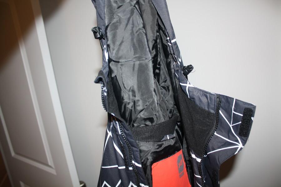 My Orage Jacket hood