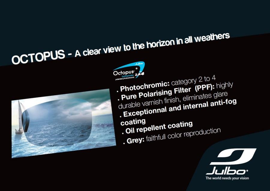 Julbo Octopus Lens Details