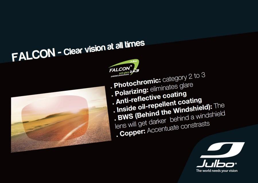 Julbo Falcon Lens Details