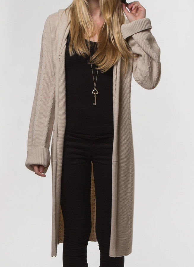 THE KIMBERLEY SWEATER IS SO COZY!