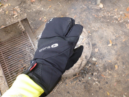 Water and Wind Resistant, Warm Gloves