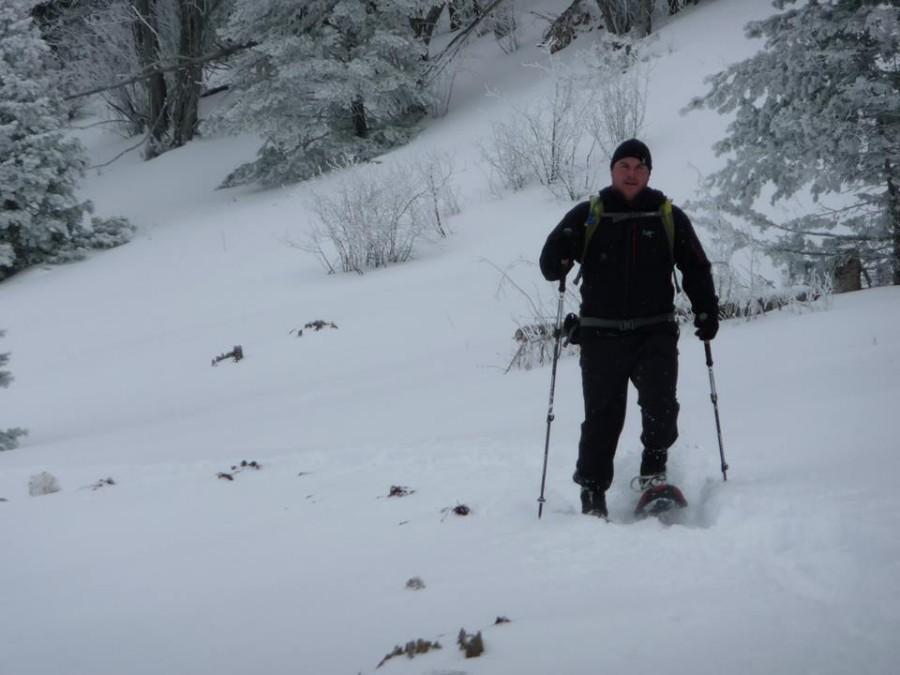 Atlas 1235 MTN snowshoes