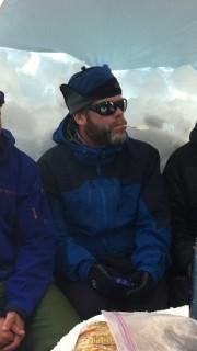 High Camp Mt. Rainier....