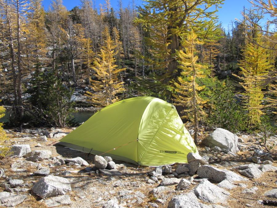 Great three season tent