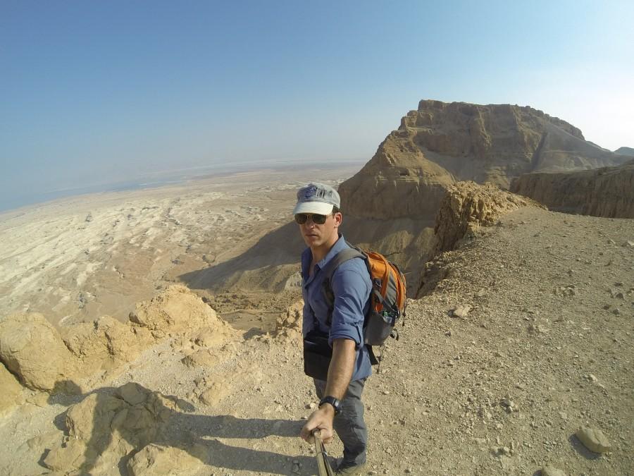 Near Masada, Judean Desert