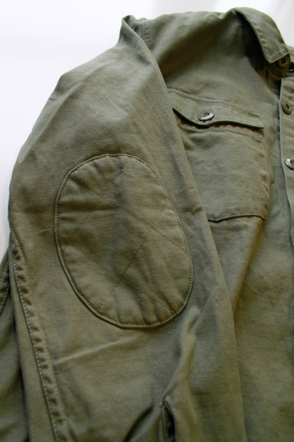 Last Exit elbow patch detail