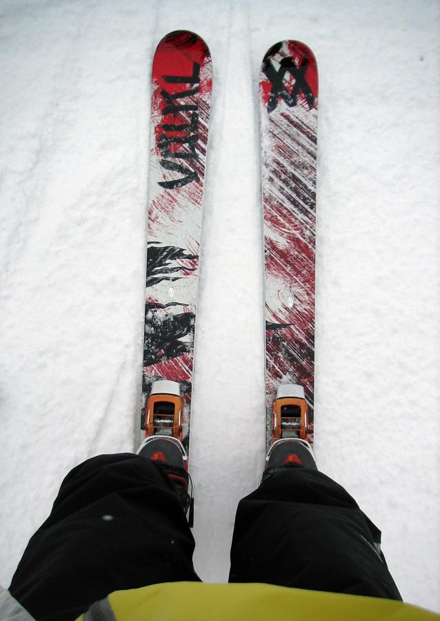 Mantra; the Ice ski