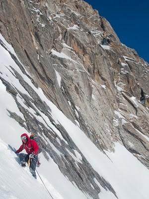 High Alpine go-to armor