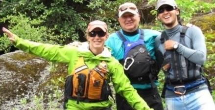 Rafting vest