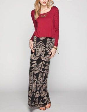 an awesome maxi!
