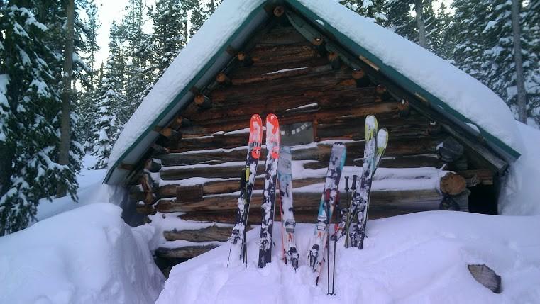 Great Backcountry ski