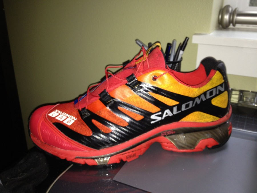 Solid Ultra-distance shoe