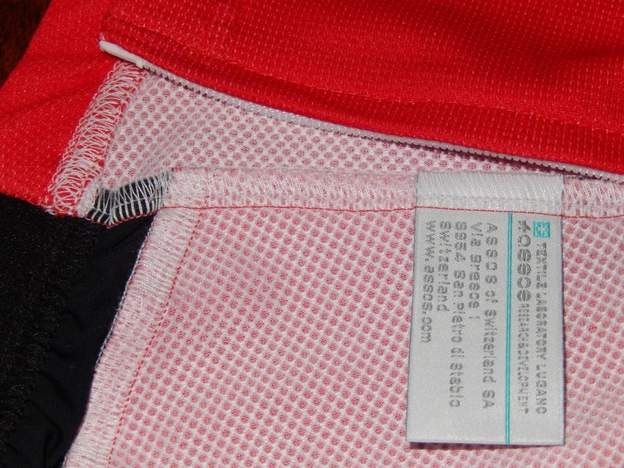 Close up of interior fabric