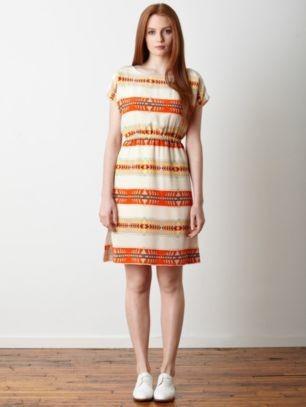 Islet Silk Dress