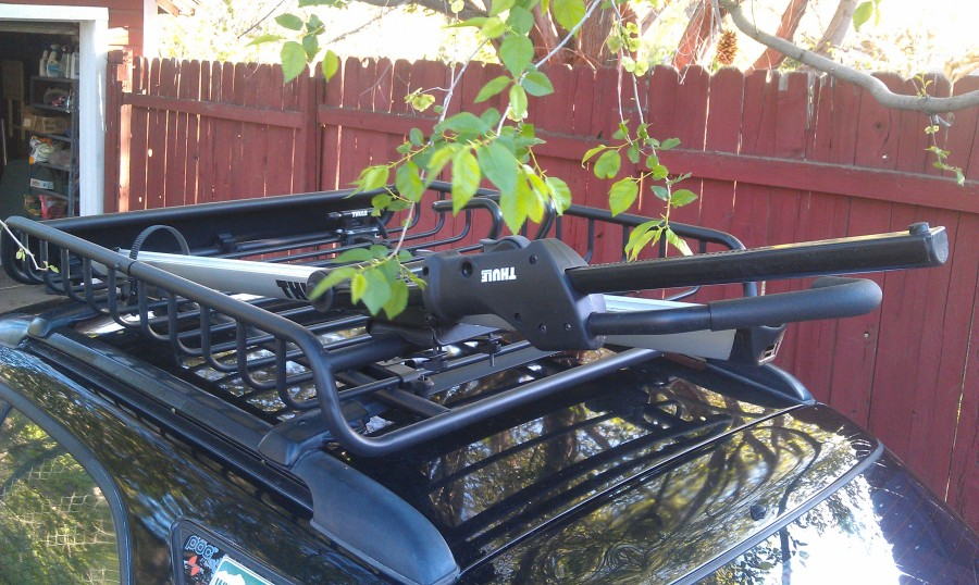 best roof rack for a mtn bike