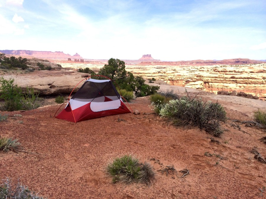 Best Solo Tent Available...