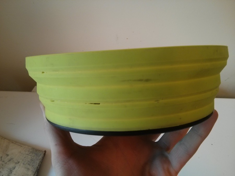 Great bowl - not bombproof