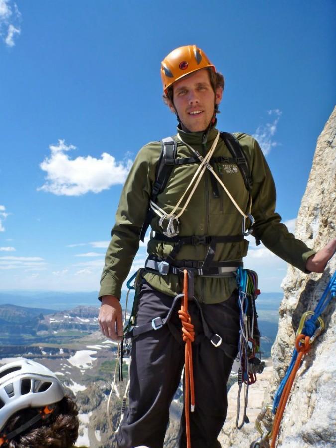 Alpinists must
