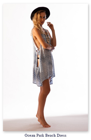 Tallow Gallery Ocean Park Beach Dress
