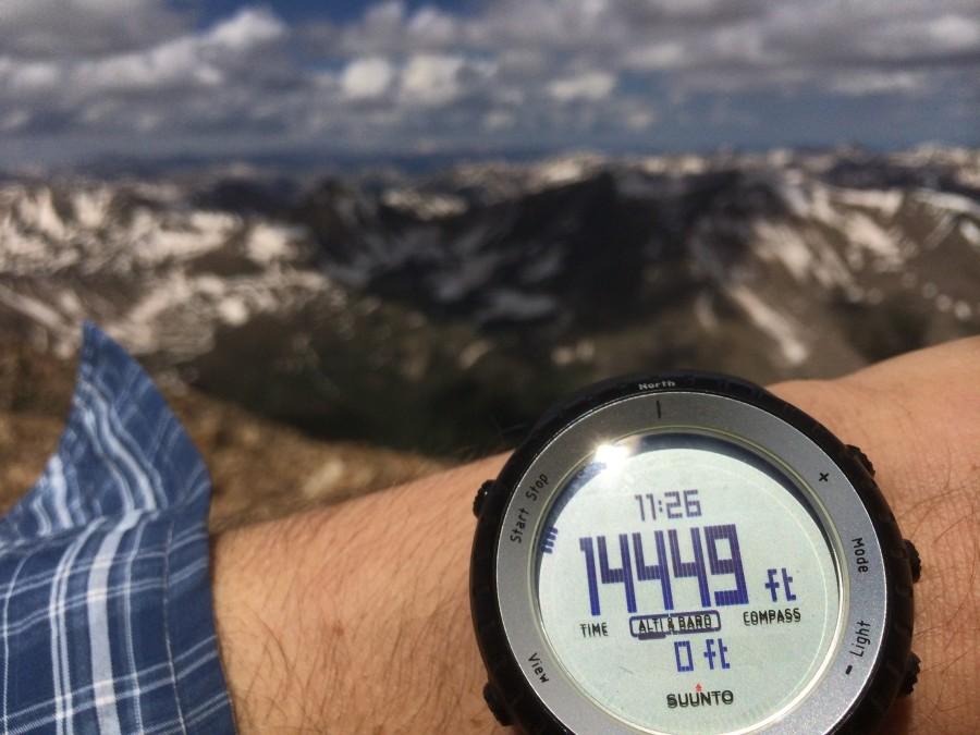 On top of Colorado