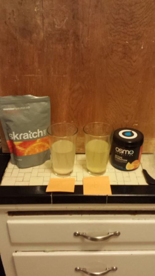 Natural, smoothness. Ideal drink mix.