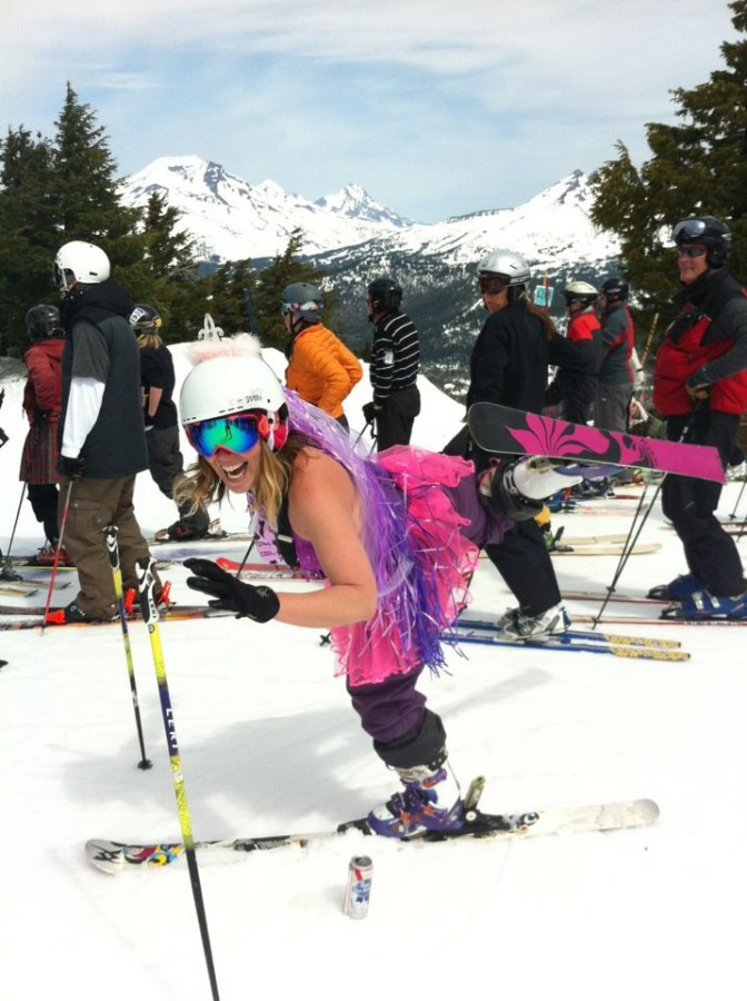 Great women's specific all mountain ski