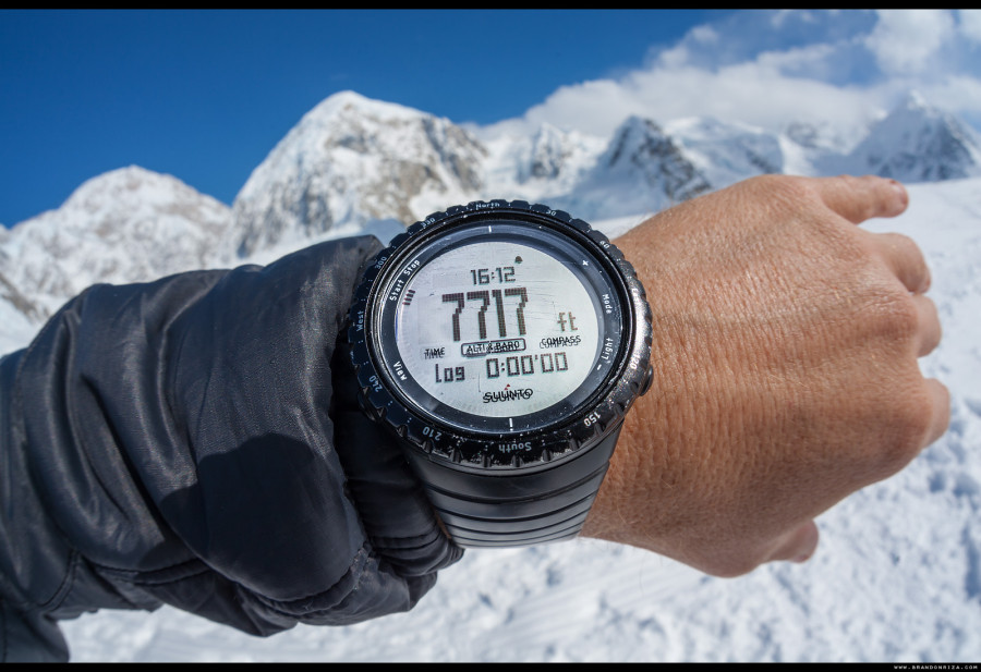 Looks EASY! Just 12,644 feet to go...